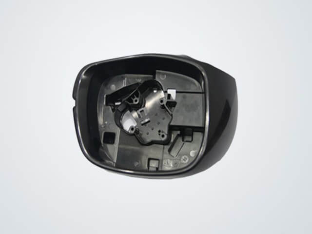 injection molding auto part car rearview mirror housing for TOYOTA